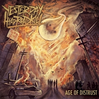 Couverture du titre Age Of Distrust