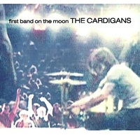 Cover of the track First Band on the Moon