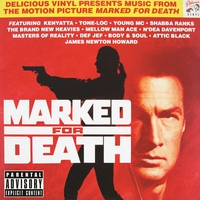 Cover of the track Marked For Death (Original Motion Picture Soundtrack)
