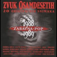 Cover of the track Zvuk Osamdesetih 1988/89, Zabavna I Pop