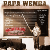 Cover of the track Maître d'école
