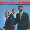 Cover of the album Billy Larkin & The Delegates (feat. Clifford Scott)