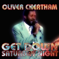 Couverture du titre Get Down Saturday Night