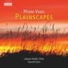 Cover of the album Vasks: Plainscapes