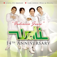 Cover of the track 14th Anniversary WALI