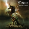 Couverture de l'album Wings II - Return to Freedom