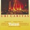 Couverture de l'album Ubi Caritas