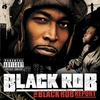 Cover of the album The Black Rob Report