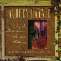 Couverture du titre The Bluegrass Fiddle Album