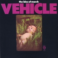 Couverture du titre Vehicle