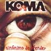 Couverture de l'album Sinónimo de ofender