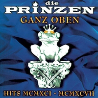Cover of the track Ganz oben: Hits MCMXCI - MCMXCVII