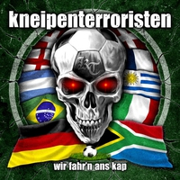 Cover of the track Wir fahr'n ans Kap