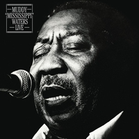 "Couverture du titre Muddy ""Mississippi"" Waters Live (Legacy Edition)"