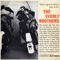 Couverture du titre The Everly Brothers