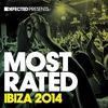 Couverture de l'album Defected presents Most Rated: Ibiza 2014
