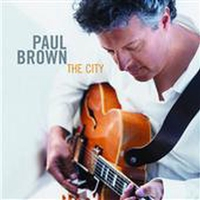 Cover of the track The City