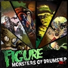 Cover of the album Monsters of Drumstep, Vol. 1
