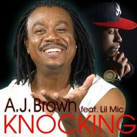 Cover of the track Knocking - Single
