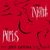 Cover of the track A Hot Night In Paris (Live)