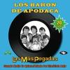 Couverture de l'album Las Más Pegadas: Los Barón de Apodaca