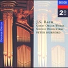 Cover of the album Bach, J.S. : Great Organ Works