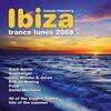 Couverture de l'album Ibiza Trance Tunes 2008