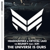 Couverture de l'album The Universe Is Ours (feat. KiFi) - Single