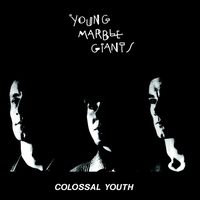 Cover of the track Colossal Youth