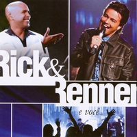 Couverture du titre Rick e Renner e Você - Ao Vivo