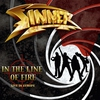 Cover of the album In the Line of Fire (Live in Europe)
