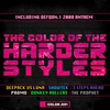 Cover of the album The Color of the Harder Styles (Album)