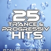 Couverture de l'album 25 Trance & Progressiv Hits
