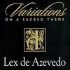 Couverture de l'album Variations On A Sacred Theme 2
