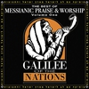 Cover of the album The Best of Messianic Praise & Worship: Volume One