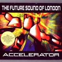 Cover of the track Accelerator Deluxe