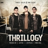 Cover of the album Thrillogy 2012 (Mixed By Zatox, Crypsis & Mad Dog)