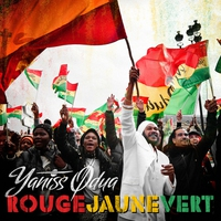 Cover of the track Rouge jaune vert - Single