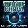 Couverture de l'album Atomik Konpa (Le top du Konpa)