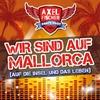 Couverture de l'album Wir sind auf Mallorca (Auf die Insel und das Leben) - Single