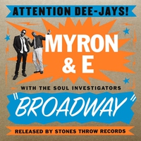 Cover of the track Broadway