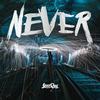 Couverture de l'album Never - Single