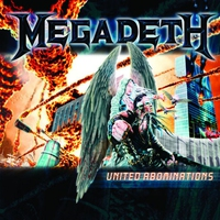 Cover of the track United Abominations