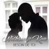 Couverture de l'album Besoin de toi (feat. Kim) - Single