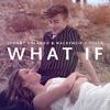 Couverture de l'album What If - Single