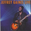 Cover of the album Jeffrey Gaines Live
