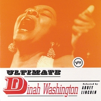 Couverture du titre Ultimate Dinah Washington