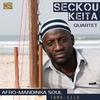 Couverture de l'album Seckou Keita Quartet: Afro-Mandinka Soul