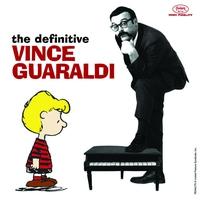 Couverture du titre The Definitive Vince Guaraldi
