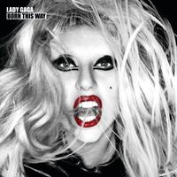 Cover of the track Born This Way (Bonus Track Version)
